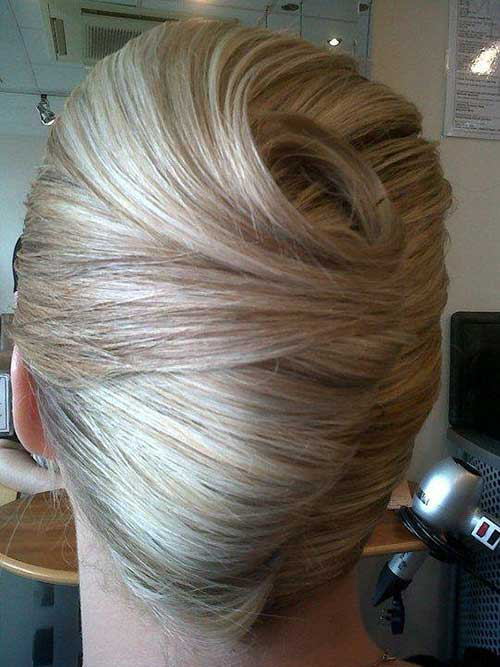 French Hair Bun-6
