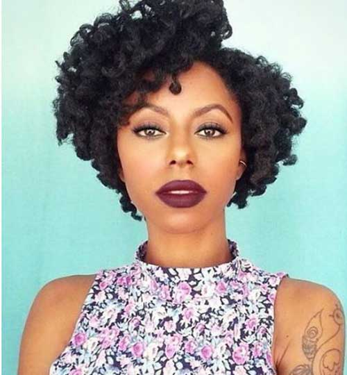 Black Woman Hair Styles-8
