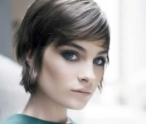 Pretty And Popular Long Pixie Hairstyles Hairstyles And Haircuts