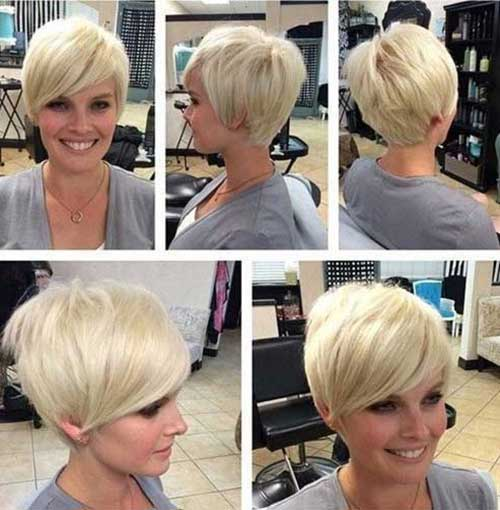 Longer Pixie Haircuts