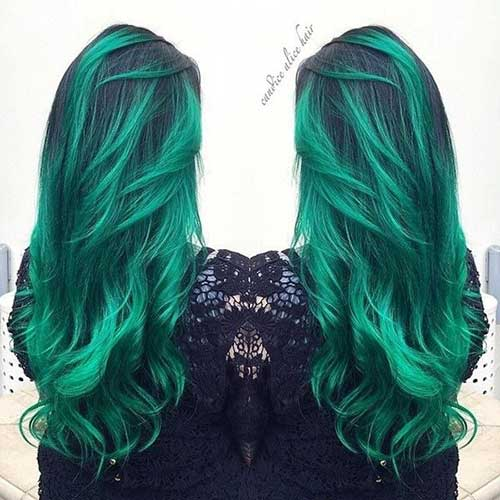 Trendy Hair Color