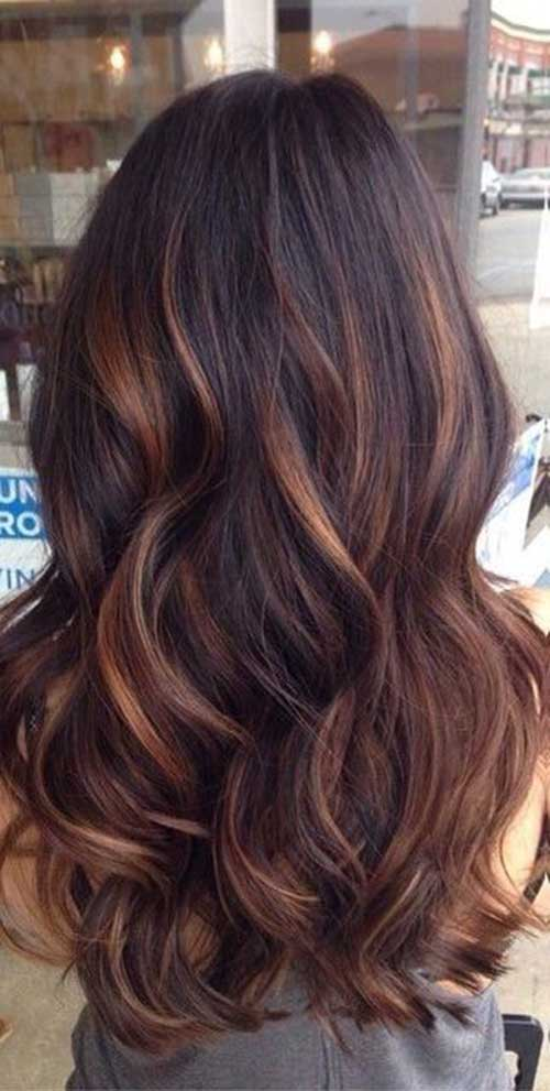 Styles for Wavy Hair-10