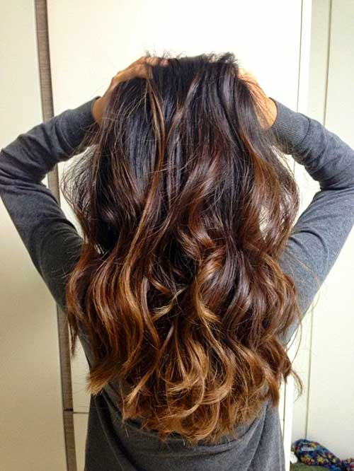 Styles for Wavy Hair-7