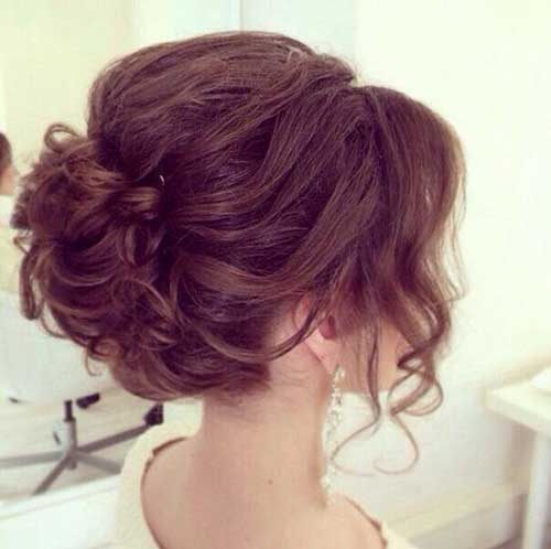 Amazing Wedding Updos 2015