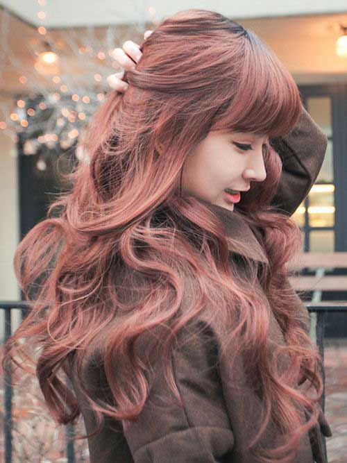 Asian Long Hair Hairstyles Haircuts