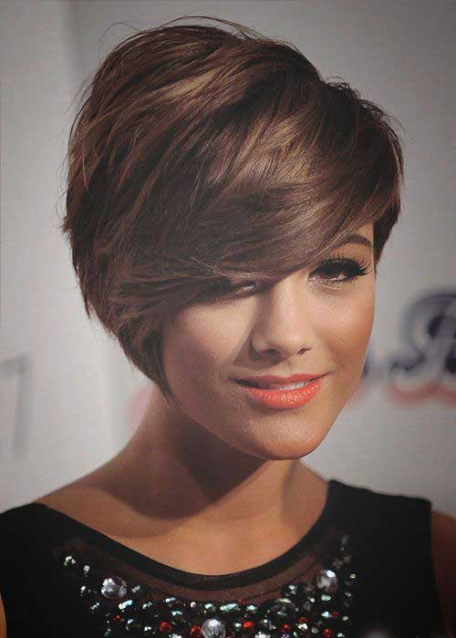 Best Cute Hairstyles for Thick Hair 2015