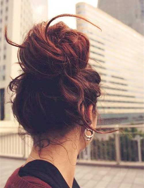 Best Hair Messy Bun