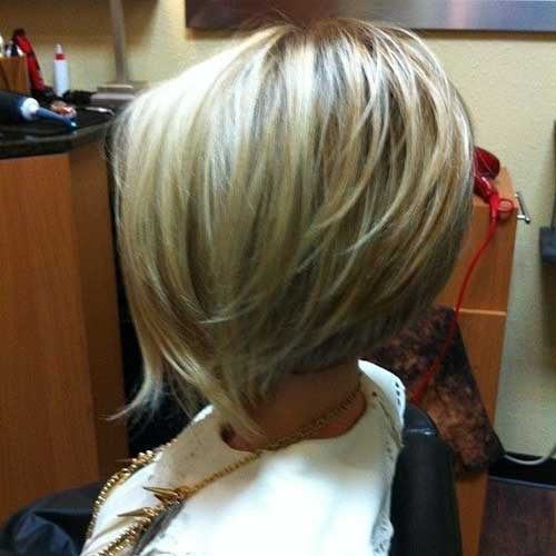 Bob Haircuts Layered