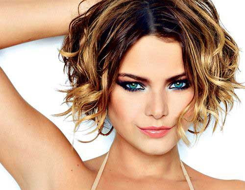 Best Haircuts for Curly Thick Hair 2014