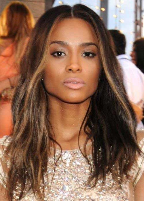 Best Highlighted Hairstyles for Black Women with Long Hair