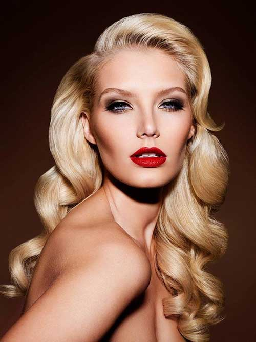 Latest Vintage Hairstyles for 2015