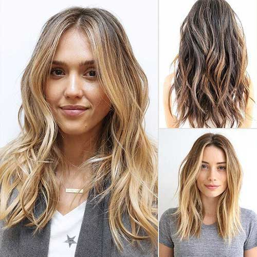long hair styles women 20 best layered hairstyles for hairstyles 2322