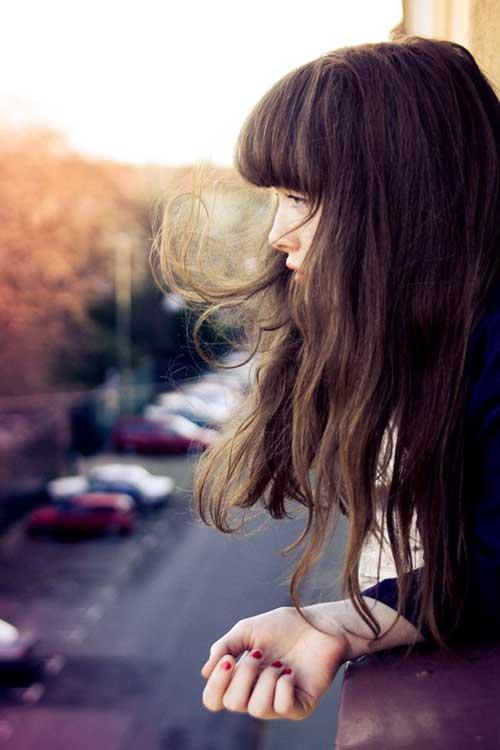 Hairstyles Brunette