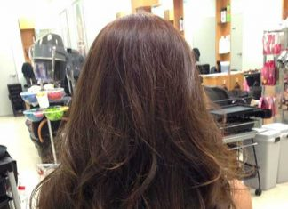 Best Long Layered Hair Back View