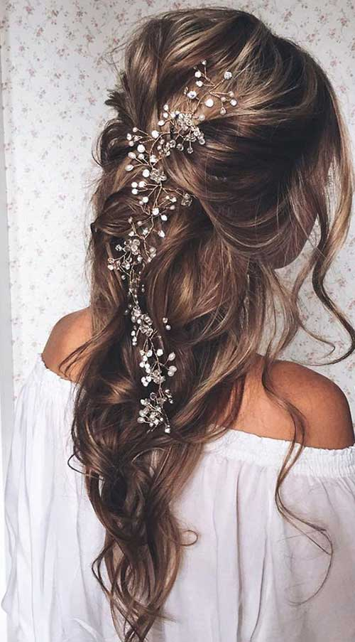 Prom Hairstyles For Long Hair With Braids 20+ down hairstyles for prom