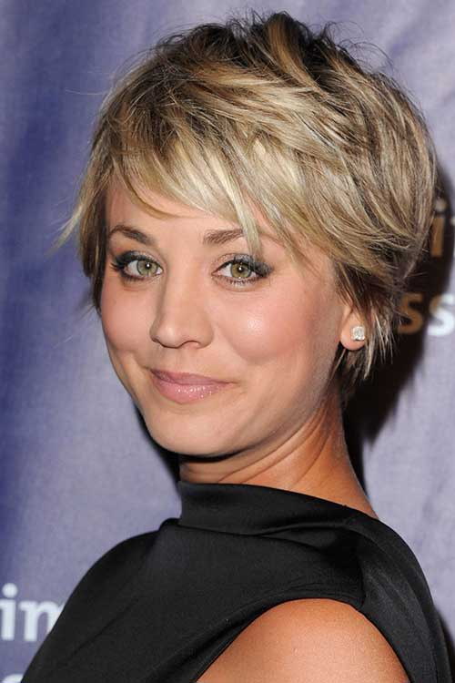 Short Haircuts Layered Styles