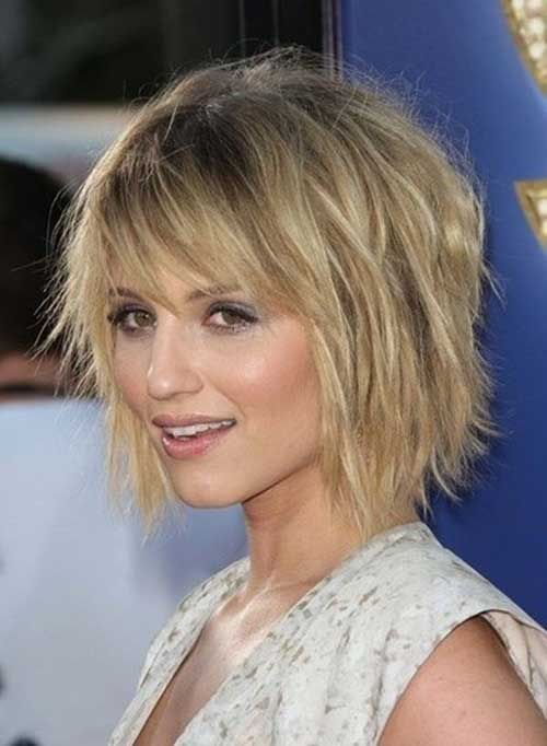 Latest Short Choppy Layered Haircuts 2015