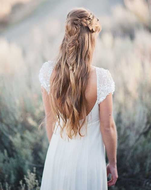 Best Very Long Down Hairstyles for Prom