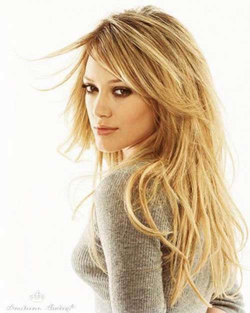 Very Long Layered Hairstyles for Women