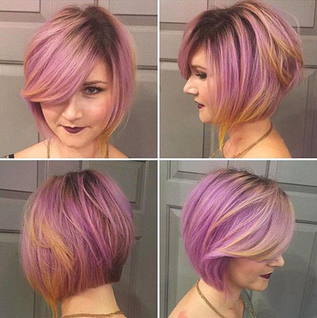 Easy Short Hairstyles - 10
