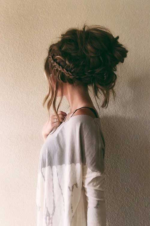 Big Bun Hairstyles-10