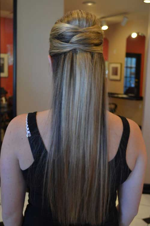 Hairdos for Straight Hair-13