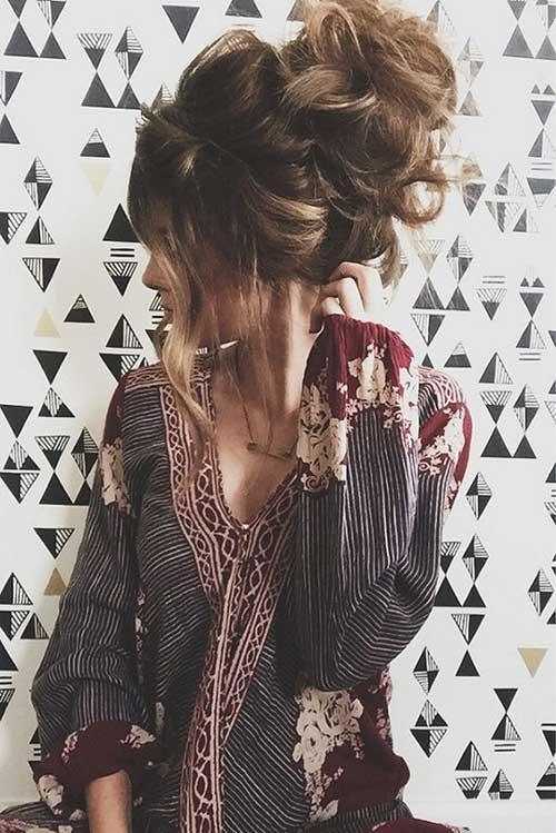 Big Bun Hairstyles-14