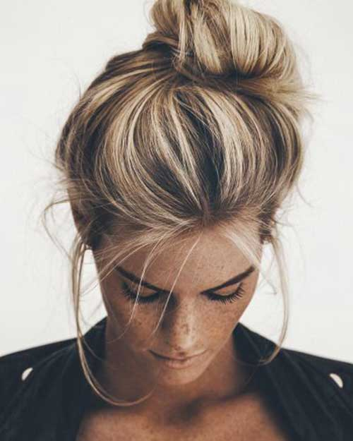 Big Bun Hairstyles-15