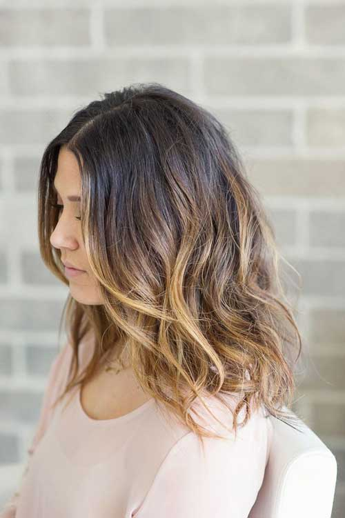 Hairstyles with Wavy Hair-15