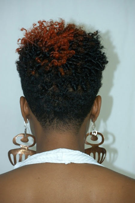 2016 Short Natural Hairstyles - 16
