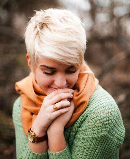 Easy Short Hairstyles - 17