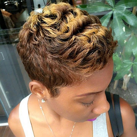 2016 Short Natural Hairstyles - 20
