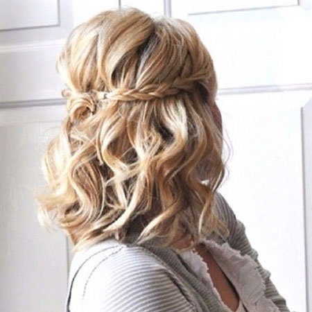 Easy Short Hairstyles - 6