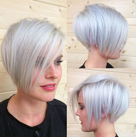Easy Short Hairstyles - 7