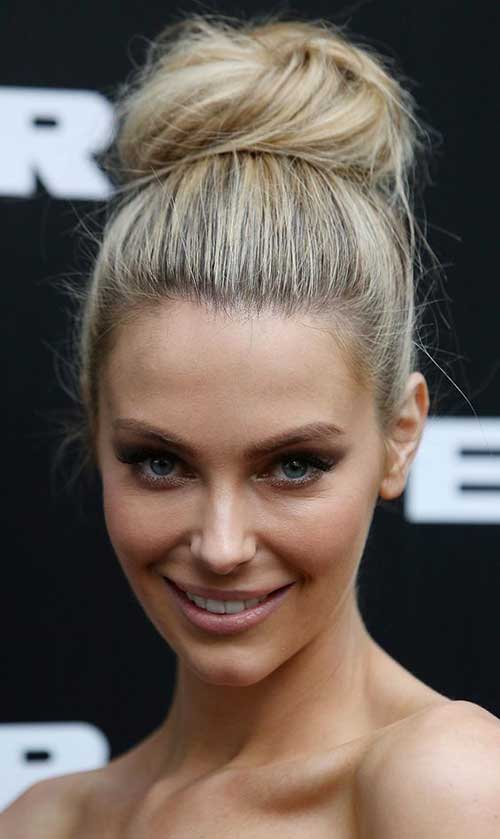 Big Bun Hairstyles-7