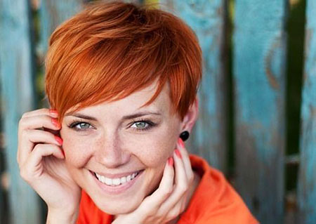 Easy Short Hairstyles - 9
