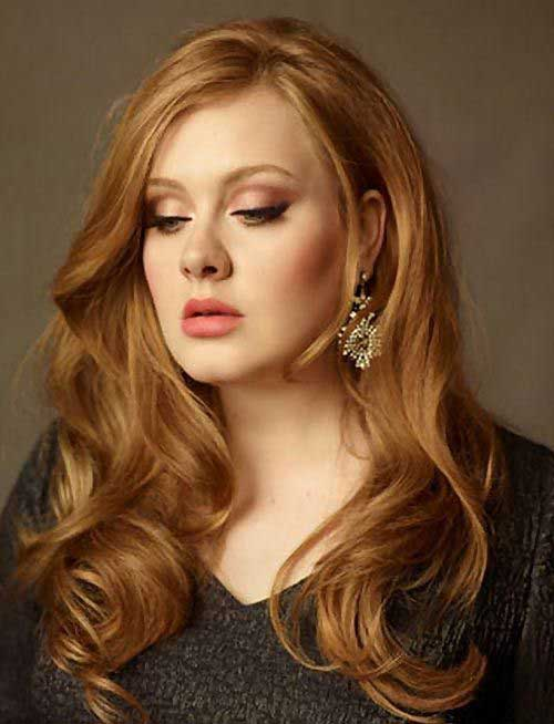 Adele Hairstyles 2015