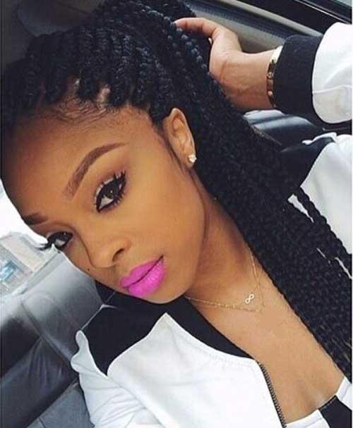 Best African Hair Braiding Twist Styles 2015
