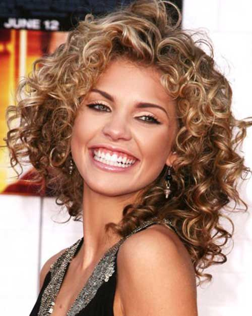 Annalynne Mccord Curly Thick Hair