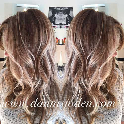 Beach Blonde Balayage Highlights Ideas