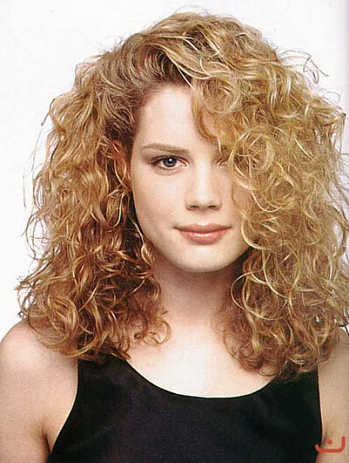 styles for curly thick hair 20 best haircuts for thick curly hair hairstyles 8203