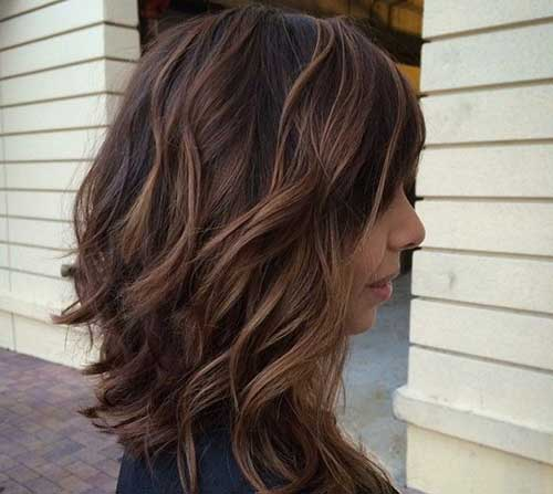 Best Mid Length Hair Cut Ideas