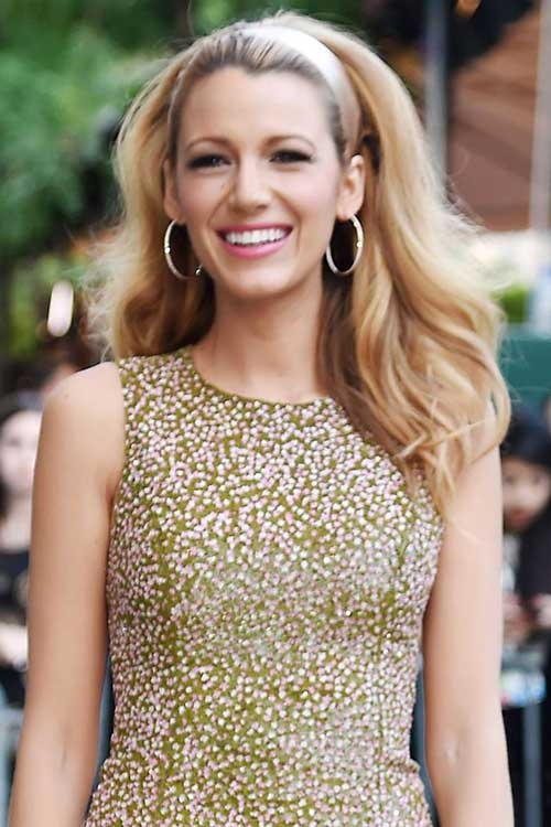 Best Blake Lively Hairstyles