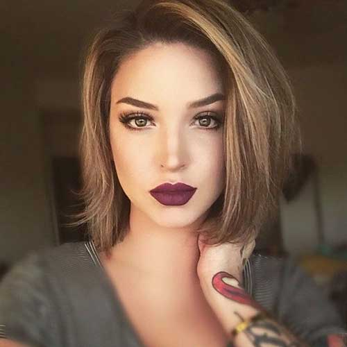 Bob Haircuts for Girls 2016