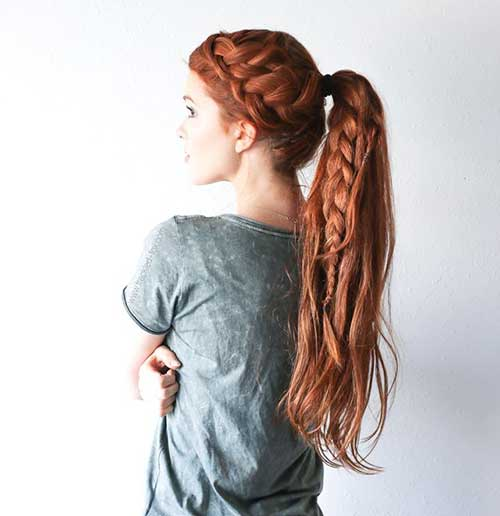 Most Stylish Braided Hairstyles You will Love