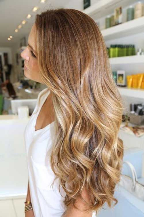 Brown Sugar Hair Color Ideas