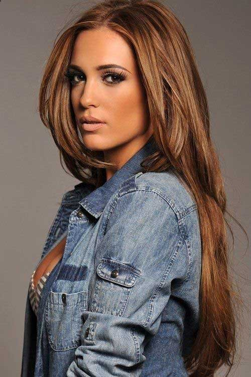 Best Brunette Brown Hair Color Ideas 2015