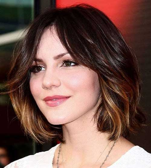 Short Celebrity Hairstyle 2015