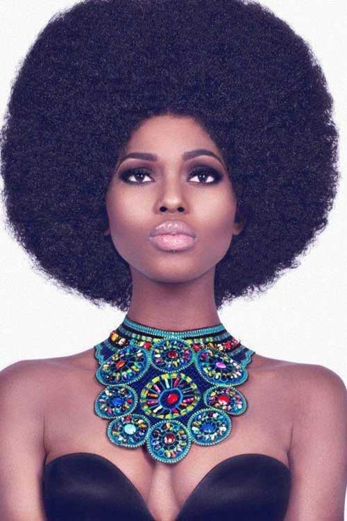 Cool Black Afro Hair