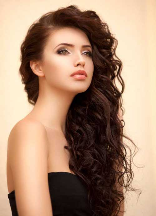 haircuts for curly hair and faces best haircuts for medium length hair hairs picture 1777